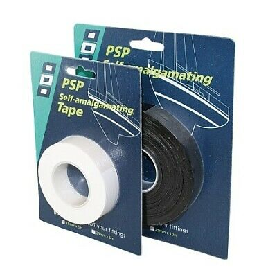 PSP self-amalgamating tape black 19mm x 10m