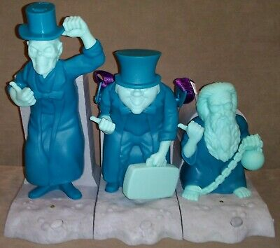 2019 Disney Parks Haunted Mansion Hitchhiking Ghosts Popcorn Bucket Sipper Set