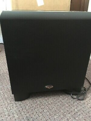 KLIPSCH KSW-12 POWERED Subwoofer Sub Speaker - $179 99