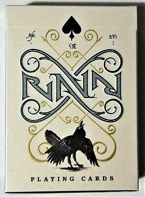 Ravn Green Playing Cards Limited Edition Deck Stockholm17 Cartamundi