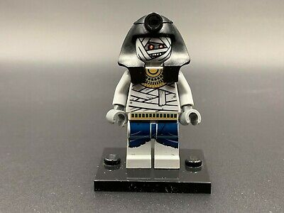7306 7326 PHA003 R1121 Mummy Warrior LEGO Pharaoh's Quest Mini Figure