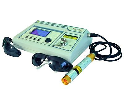 Neww ...Programmed LLLT Cold Therapy Laser LCD Physiotherapy Unit,
