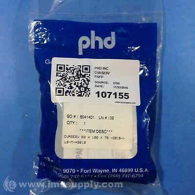 Phd Inc Cvase5V 63X100X75 -Db15 L9-M-H9010 Repair Seal Kit Fnfp