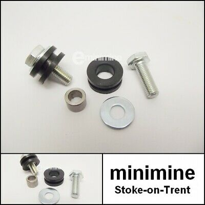 Classic Mini Radiator Top Bracket Fitting Kit For One Piece Cowling Surround