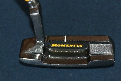 "Momentus Weighted Training Putter Right Handed 34"" Used"
