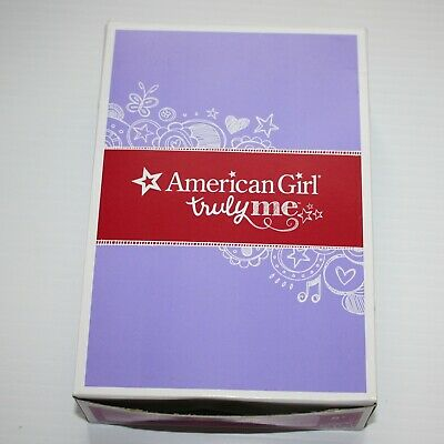 American Girl Shimmer & Lace Party Dress Empty Box Only