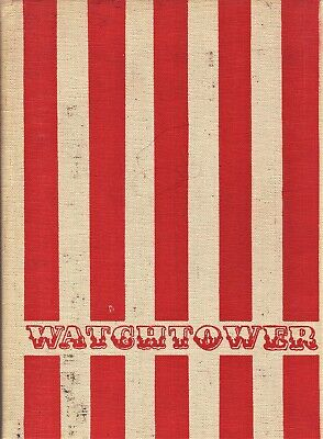 "1945 ""Watchtower"" - Beverly Hills High School Yearbook - ALL NAMES IN LISTING!"