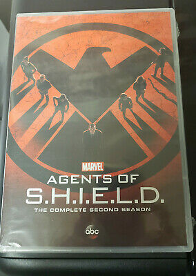 NEW Sealed MARVEL AGENTS OF SHIELD Second Season DVD