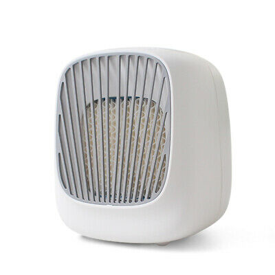 Portable Mini Air Conditioner Desktop Air Cooler Humidifier USB Mini Fan G2A1