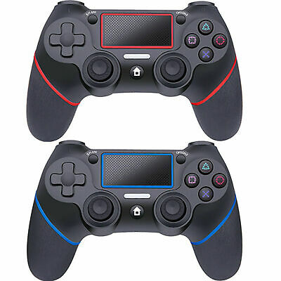 Wireless Bluetooth Controller Gamepad Handle Joystick For PS4 PlayStation 4