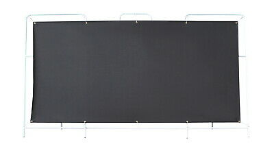 Wyland Paint It Yourself Mural Canvas, 120 x 60 in, Black