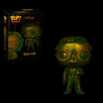 Funko Pop!: - Stan Lee (Patina) (Toy Used Very Good)