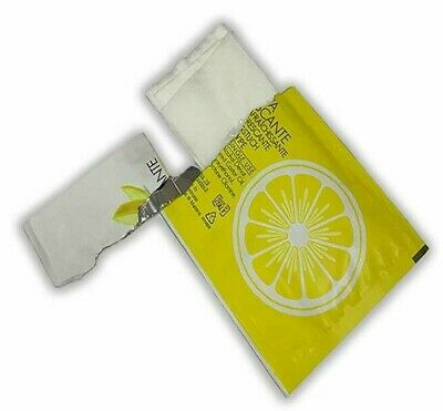 1000 Wipes LEMON DISPOSABLE 13x22 - Restaurant Hotel wipes Hygienically