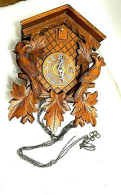 JÄGER -The Black Forest Cuckoo Clock from Germany