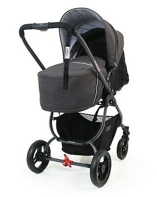 Valco Baby Snap Ultra Tailor Made Stroller/Pram Charcoal
