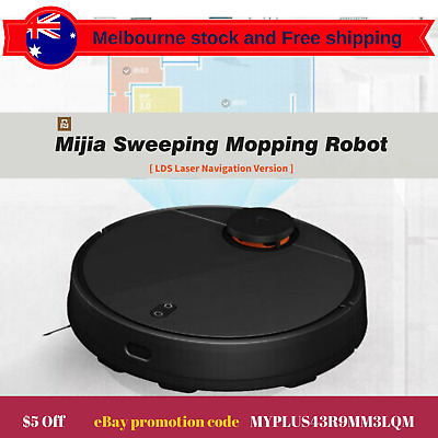 Xiaomi Mi 2 in 1 Sweeping Mopping Robot Vacuum Cleaner 2nd Generation