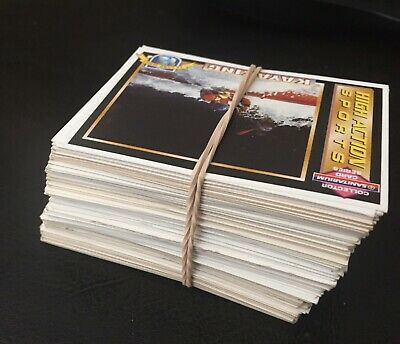 Collection Of  154 Sanitarium Weetbix Cards MINT