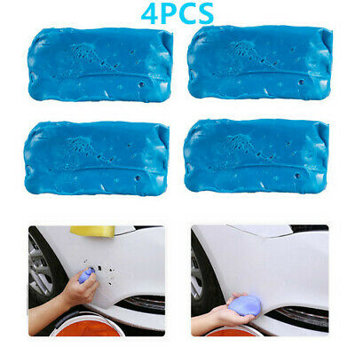 4PCS 3M Magic Clay Bar Car Auto Vehicle Clean Cleaning Detailing Cleaner Tool UK