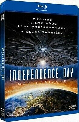 Independence Day: Contraataque (Blu-Ray) (Independence Day: Resurgence)