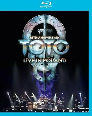 35th Anniversary Tour Live In Poland 801213348794 (Blu-ray Used Very Good)