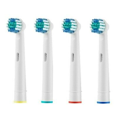 Replacements Heads for Oral B Electric Toothbrush 4 Pack - UK Based Seller