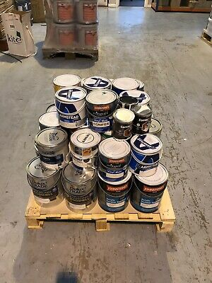 Mixed Pallet Of Decorative Paint Clearance
