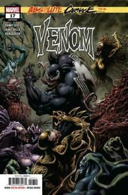 Venom #17 LGY #182 Regular Cover  Marvel Comic NM+ 9.6 FIRST PRINT UNREAD