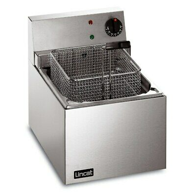 Lincat LDF Electric Counter-Top, Single Tank Fryer - New B-GRADE inc Delivery