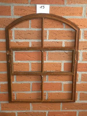 Barn Window Gusseisenfenster Iron Window Cast Iron Tilt Sash 53, 5x69, 5cm Repr