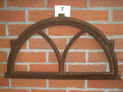 Barn Window Gusseisenfenster Iron Window Cast Iron Tilt Sash 38x70, 5cm Repro