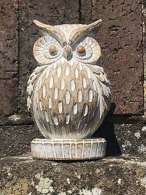 Latex Mould to make this Wise Owl Ornament, Home or Garden