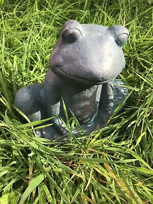 Latex Mould to make this Large Garden Frog Ornament