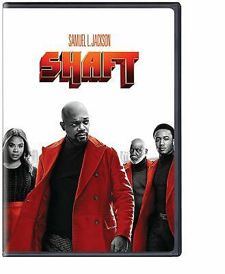 Shaft 2019 DVD - Brand New Factor Sealed Free Shipping ***AUTHENTIC***