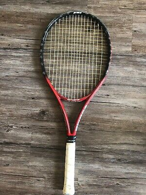 Prince EXO3 Red 105 Tennis Racquet Racket Good Black Pro