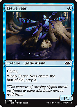 x4 Treefolk Umbra MTG Modern Horizons C M//NM English