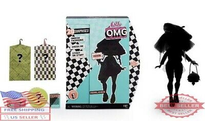 """NEW LOL Surprise! OMG 11"""" Fashion Doll *NEONLICIOUS* L.O.L. Series 1 IN HAND"""