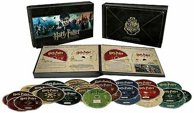 Harry Potter Hogwarts Collection (31 Disc Set Blu-ray + DVD) *BRAND NEW*