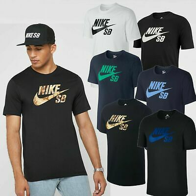 ✅ NIKE SB CAMO MENS GYM SPORTS COTTON LOGO FASHION T-SHIRT TEE SHIRT rrp £20✅