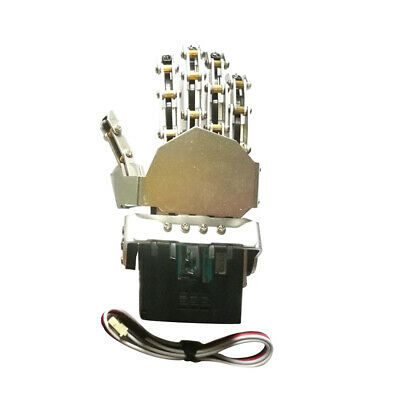 Robot Mechanical Claw Clamper Gripper Arm Right Hand with One Servo