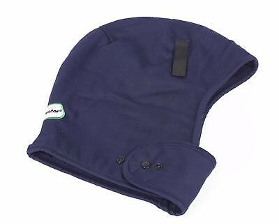 Scott Safety HXZH/FR Flame Retardant Zero Hood Thinsulate Hard Hat Liner - Navy
