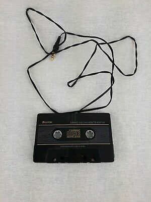 Recoton Compact Disk Digital Audio Car Cassette Adaptor