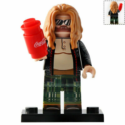 Fat Thor Avengers End Game - Thor + Drink, Lego Moc Minifigure