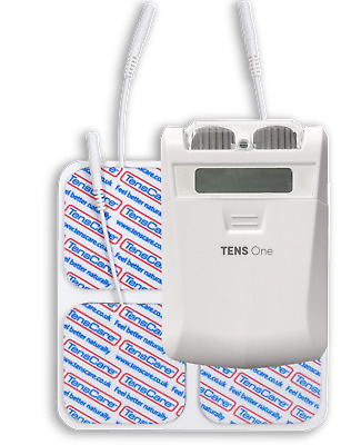 TensCare - TENS One - Digital Dual Channel New TENS Machine for Pain Relief
