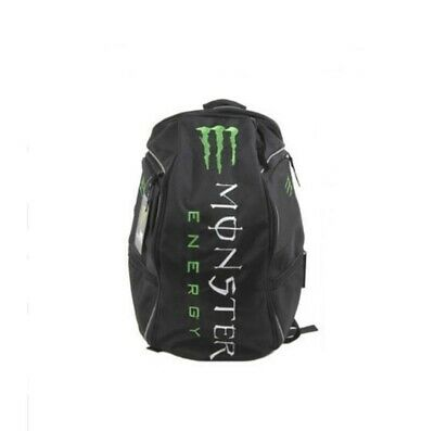 New Monster Energy Motorcycle Helmet Carry Backpack Bike Biker Sport Riding Bag