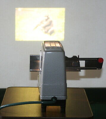 Prinz 300 Slide /  Diapositive Projector by Hanimex Badged for Dixons With Case