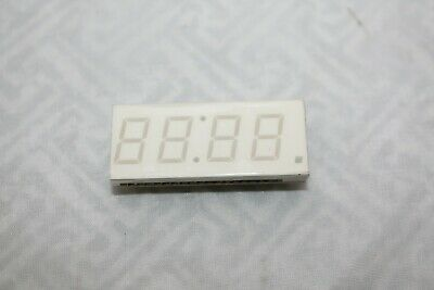 5 Lot Mkn61141, 7 Segment Display, 36 Dip