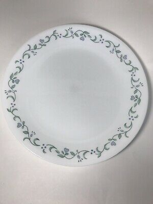 """Set Of 4 CORELLE Country Cottage 10 1/4"""" Dinner Plates"""