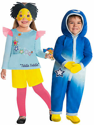 Childs Moon And Me Costume Toddler Moon Baby Pepi Nana TV Fancy Dress Book Week