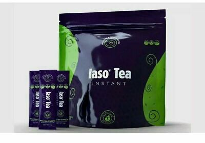 IASO TEA Instant - 15 single serving sachets  2019 NEW PACKAGING