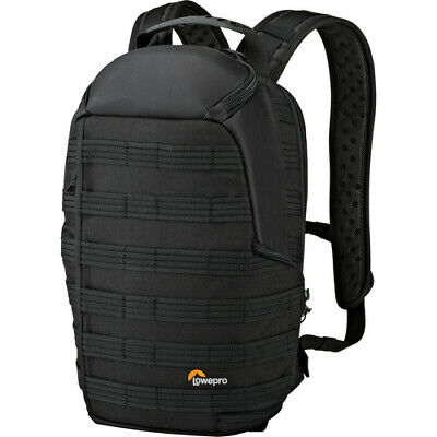 ProTactic BP 250 AW black camera and laptop backpack